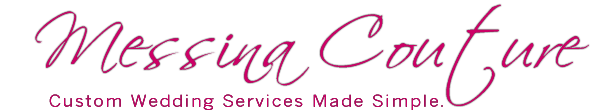 Custom Wedding Services Made Simple.