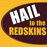 (Hail to the Redskins)